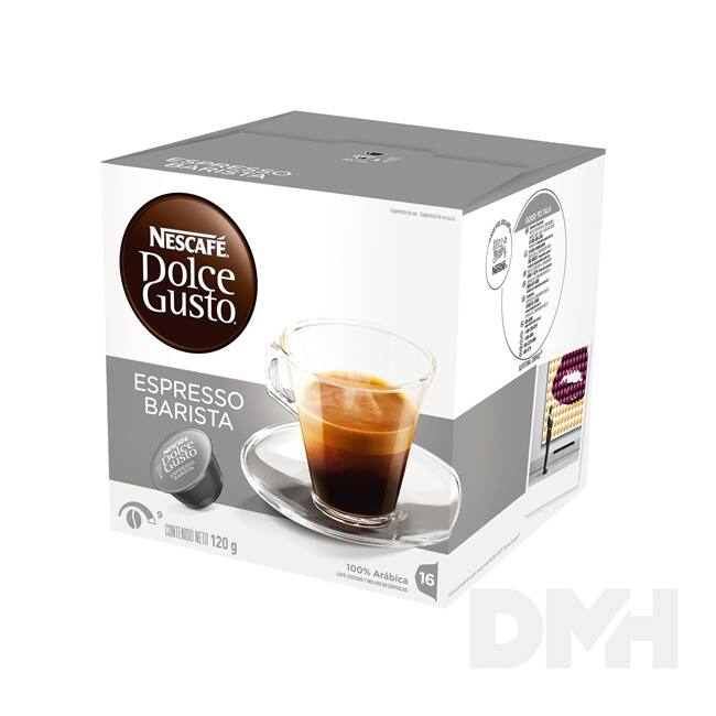 Nescafé Dolce Gusto Espresso Barista 16 kapszula