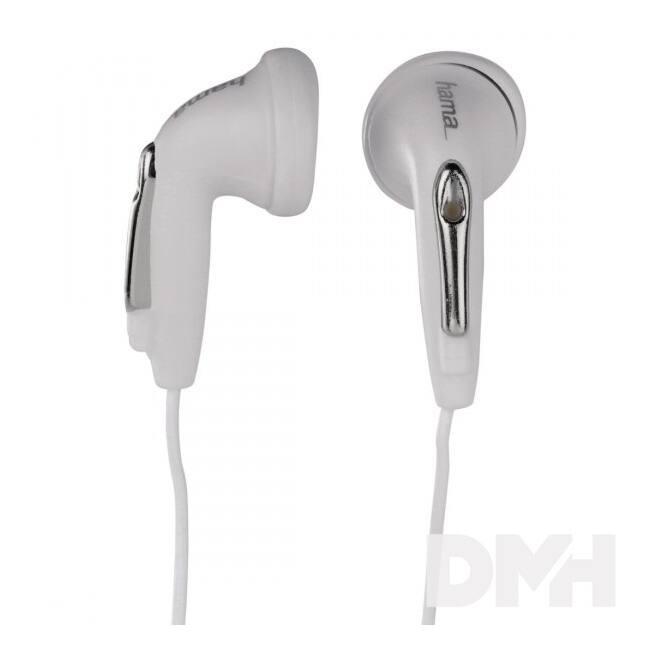 Hama Hk-1103 Sztereó Fehér Fülhallgató