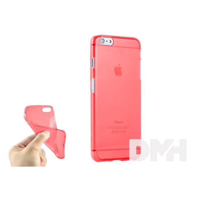 iTotal CM2723 0,33 mm slim tok iPhone 6,6S modellekhez piros