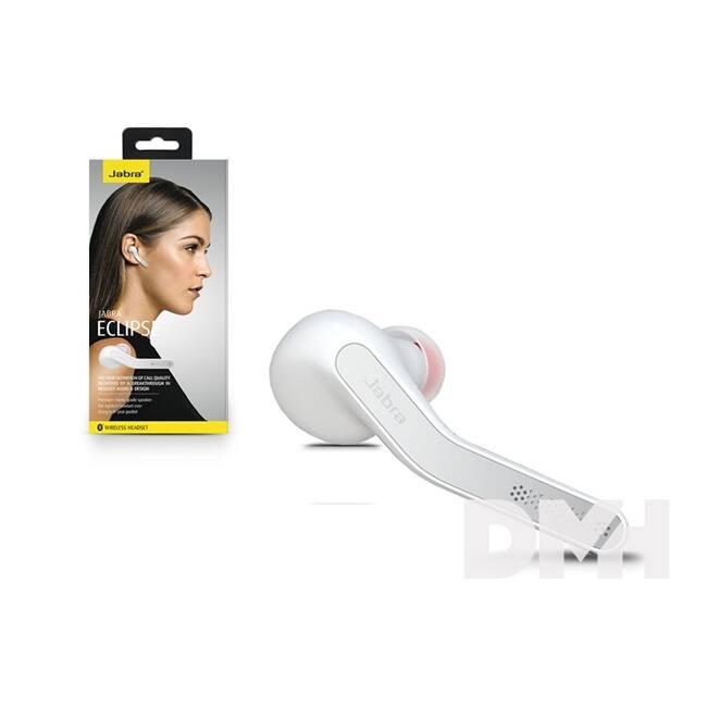 Jabra JB-099 Eclipse fehér Bluetooth headset