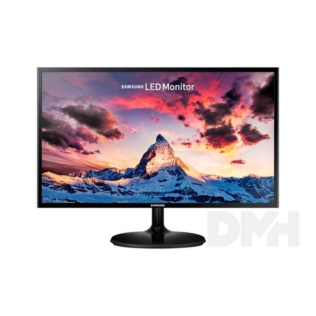"Samsung 27"" S27F350FHU LED PLS HDMI monitor"
