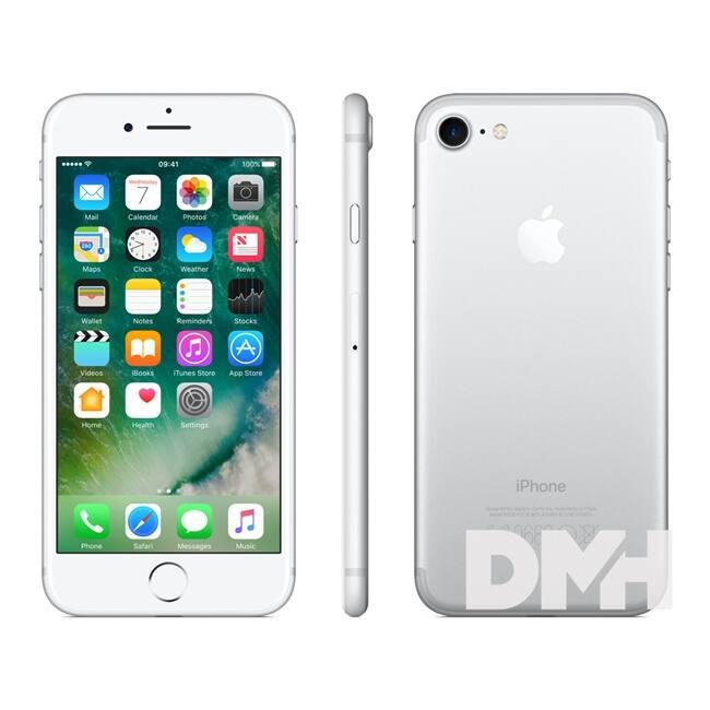 Apple iPhone 7 128GB silver (ezüst)