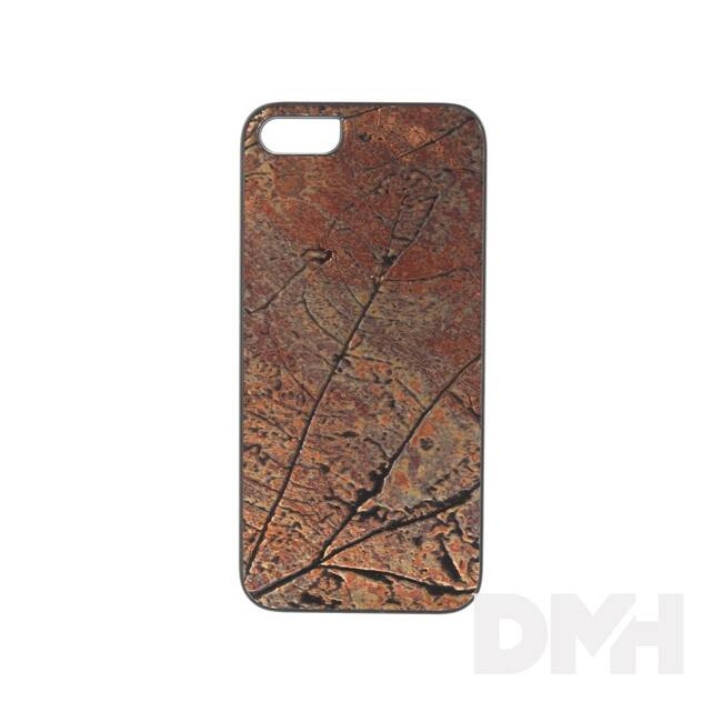 iKin K1311J iPhone 6/6S bronz falevél mintás tok