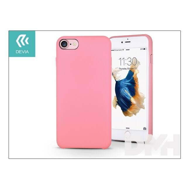 Devia ST994310 CEO 2 iPhone 7 rózsaszín hátlap