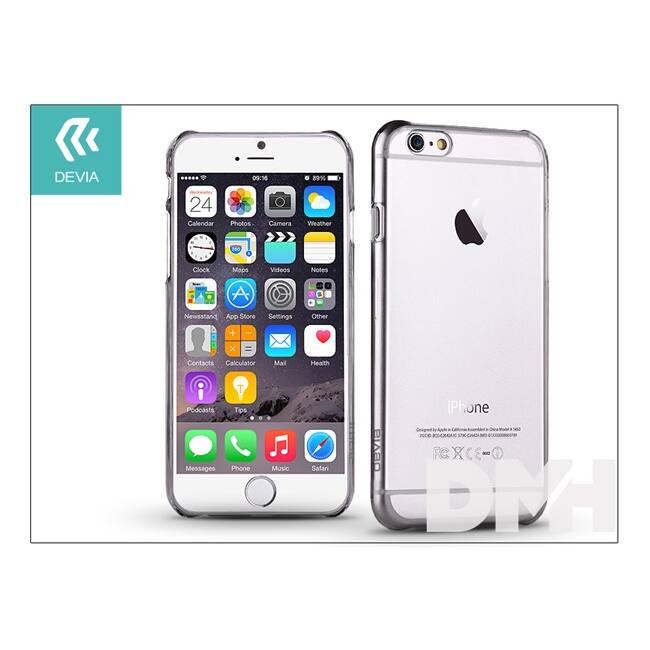 Devia ST971076 Smart iPhone 6/6S átlátszó hátlap