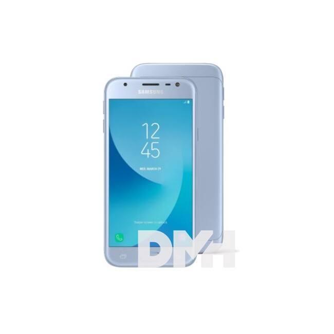 "Samsung Galaxy J3 SM-J330F 5"" LTE 16GB Dual SIM kék-ezüst okostelefon"