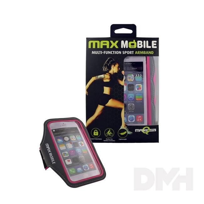 Max Mobile rózsaszín univerzális XXL karpánt