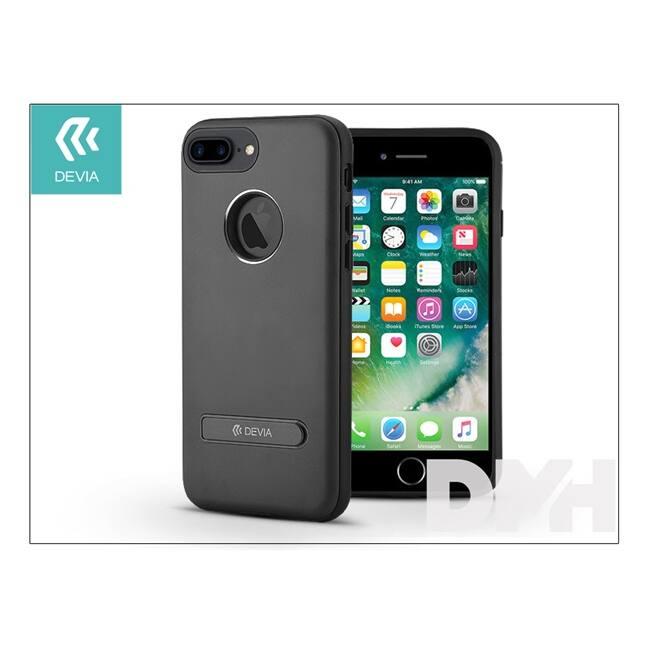 Devia ST995416 iView iPhone 7+ fekete hátlap