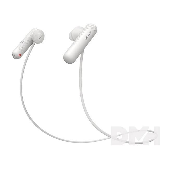 Sony WISP500W Bluetooth fehér sport fülhallgató headset