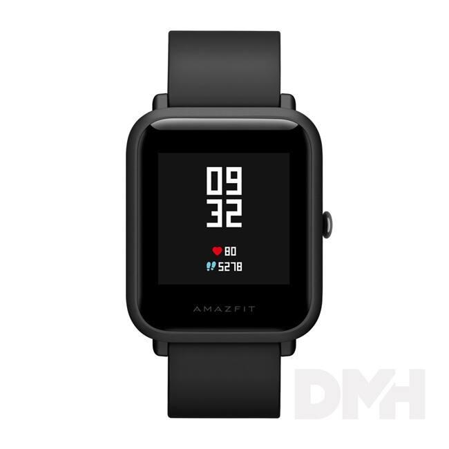 Xiaomi Amazfit Bip fekete fitness okosóra