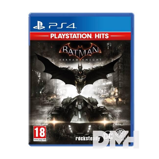 Batman: Arkham Knight PS Hits PS4 játékszoftver