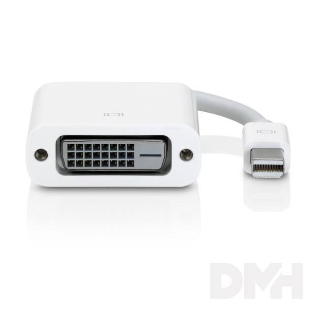 Apple Mini DisplayPort » DVI átalakító