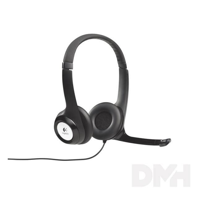 Logitech H390 USB vezetékes headset