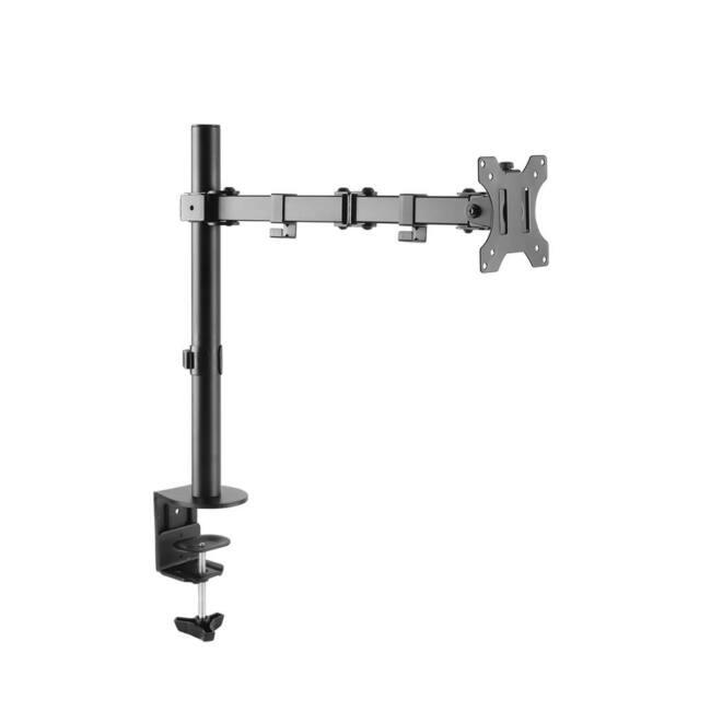 ART  L-01X univerzális LCD asztali monitor tart fekete 13-32'' 8KG