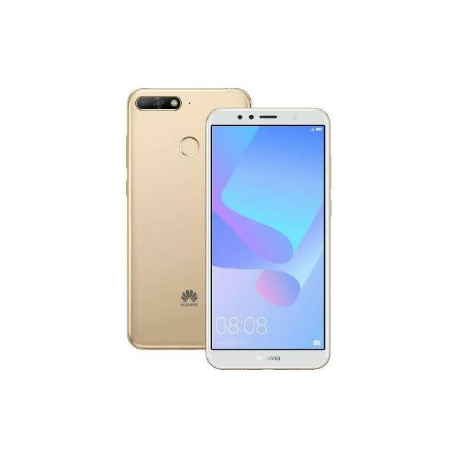 Huawei Y6 2018 DS Gold