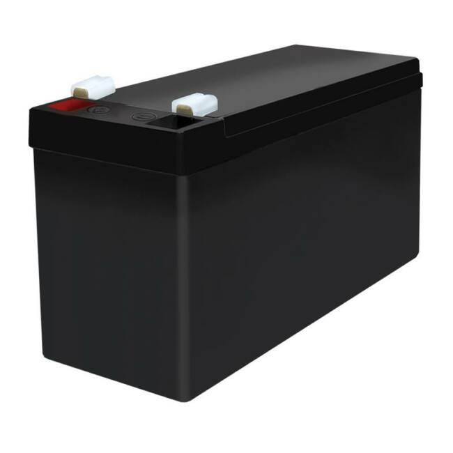 Qoltec Gel battery 12V | 9Ah | max.90A | AGM