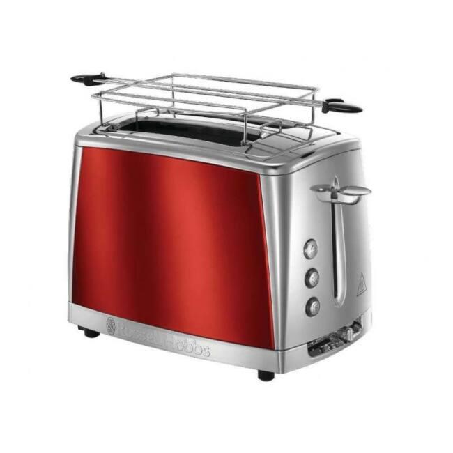 Russell Hobbs kenyérpirító, 23220-56 Luna | piros