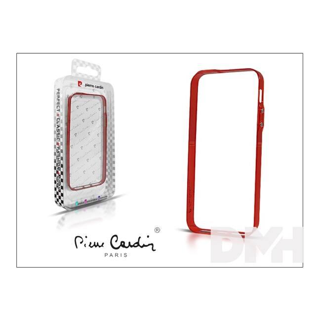 Pierre Cardin iPhone 5 Keret piros