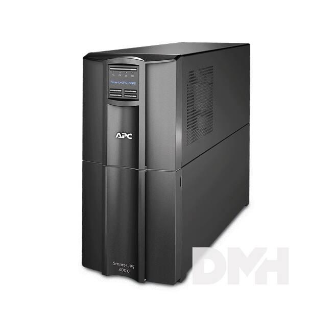 APC SMART 3000VA LCD szünetmentes tápegység