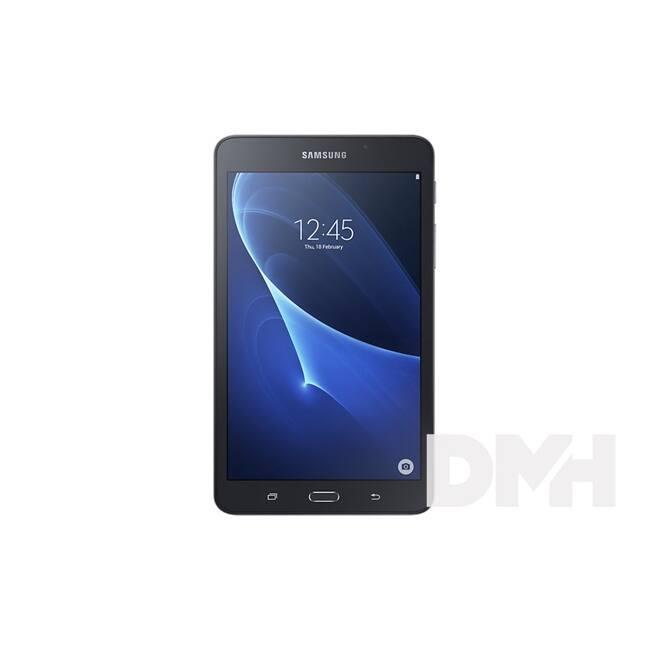"Samsung Galaxy TabA (SM-T285) 7"" 8GB fekete Wi-Fi + LTE tablet"