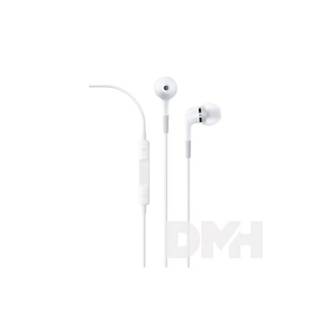 Apple In-Ear fülhallgató távirányítóval és mikronfonnal (2014)