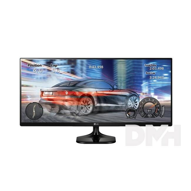 "LG 25"" 25UM58-P LED IPS 21:9 Ultrawide HDMI monitor"