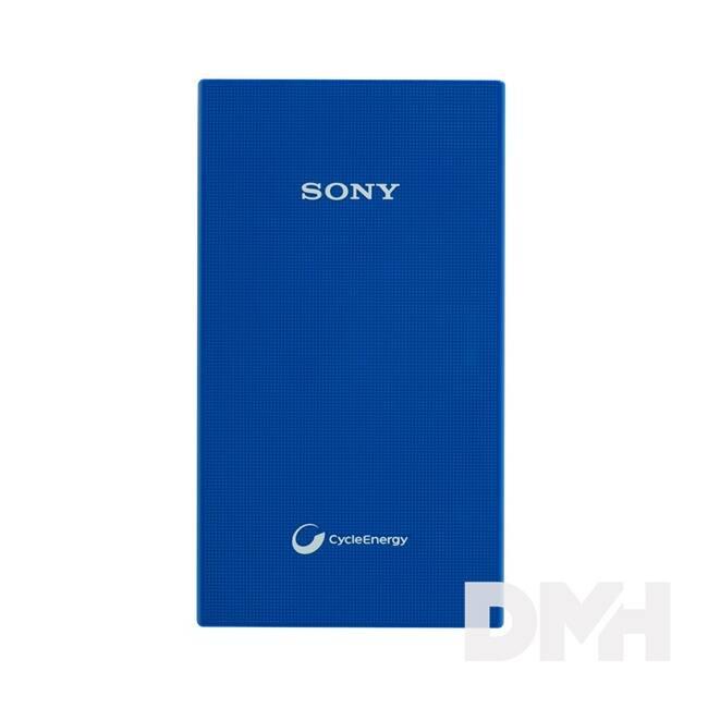 Sony CP-E6BL 5800mAh kék power bank