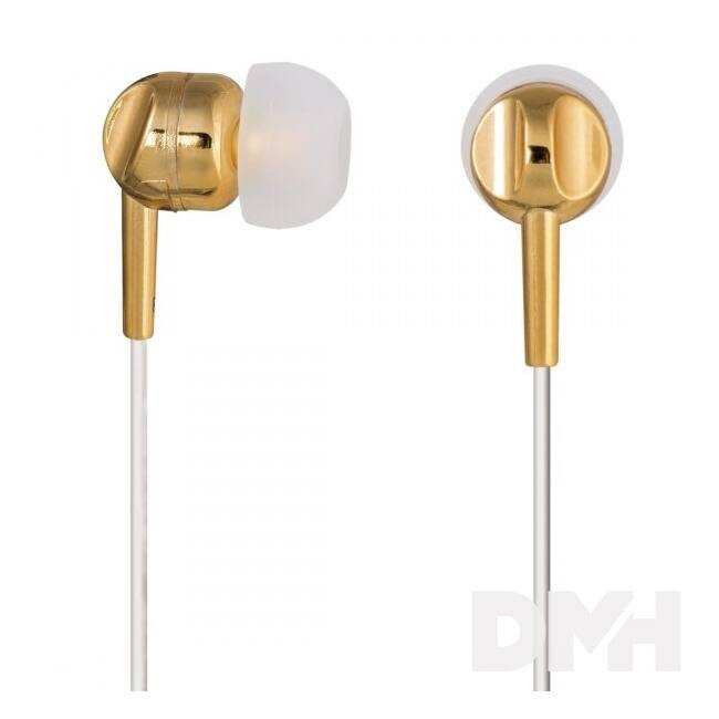 """Thomson 132495 """"EAR 3005"""" In-Ear arany fülhallgató headset"""