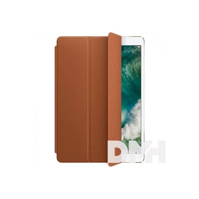 "Apple iPad Pro 10,5"" bőr Smart Cover vörösesbarna"