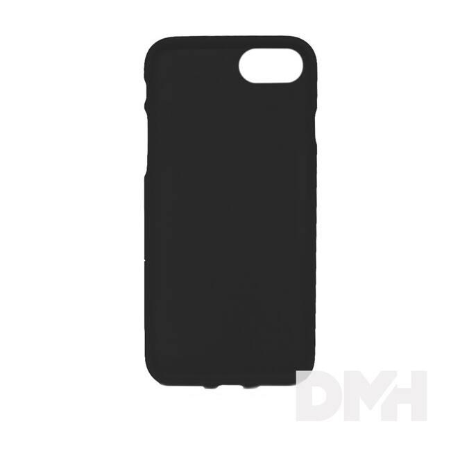 Cellect CEL-NEON-IPHSE-BK Neon Collection Prémium iPhone SE fekete szilikon hátlap