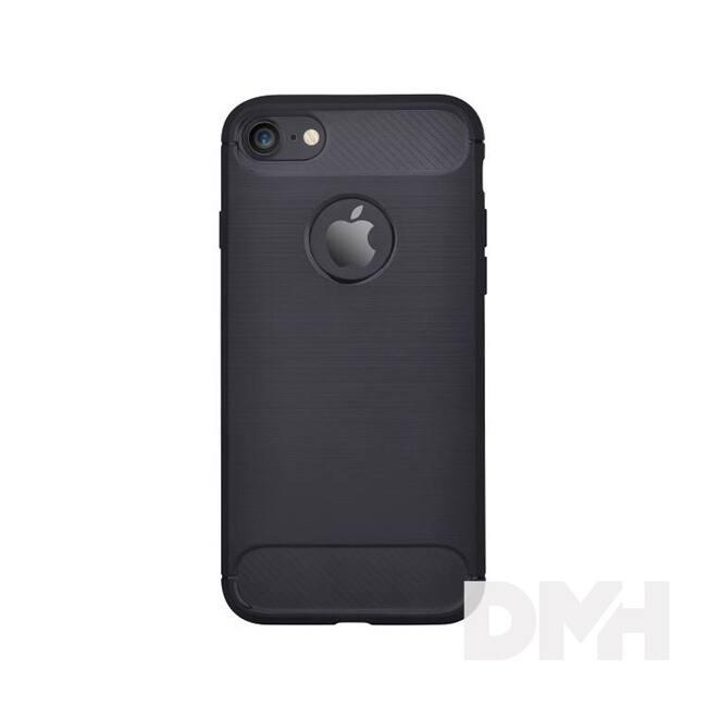 Devia ST000386 Buddy iPhone 7+ fekete hátlap
