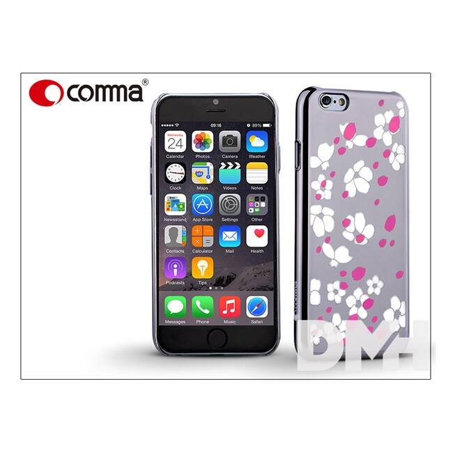 Comma ST965693 Bloom iPhone 6/6S fegyver fekete hátlap