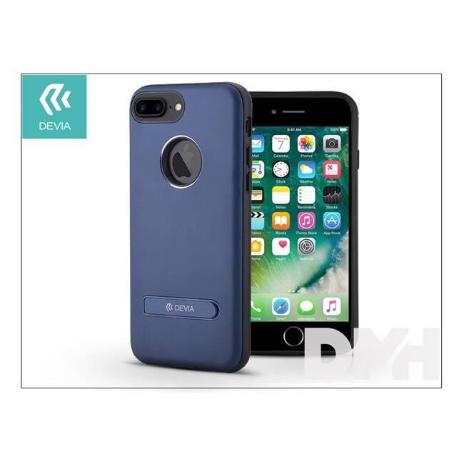 Devia ST995423 iView iPhone 7+ kék hátlap