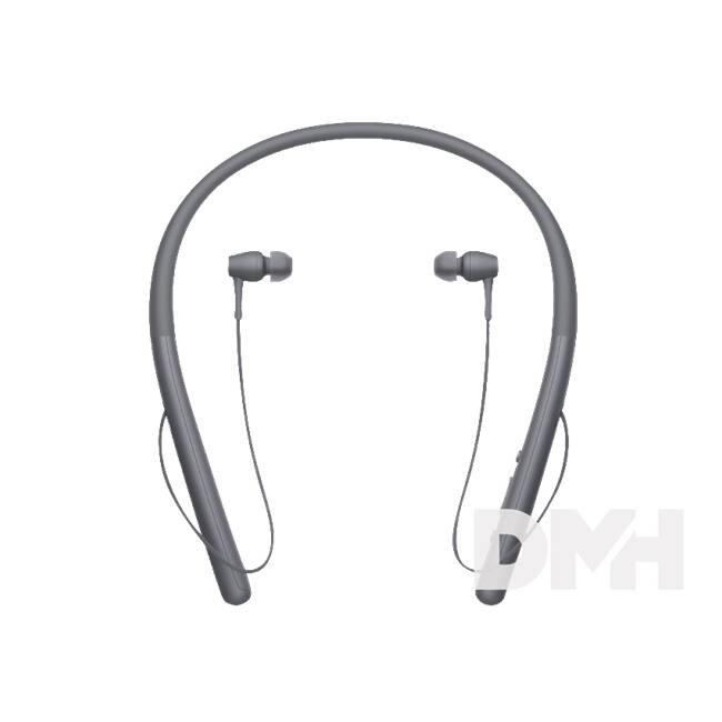 Sony WIH700 Hi-Res Bluetooth fekete fülhallgató headset aptX