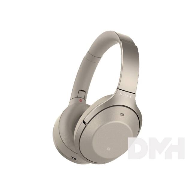 Sony WH1000X M2 Hi-Res Bluetooth arany fejhallgató headset aptX