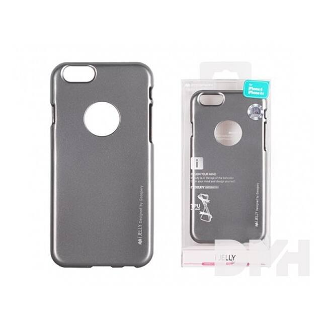 iTotal JELLYIP6GRY Jelly iPhone 6 ezüst  hátlap
