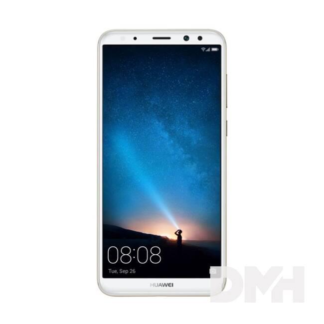 "Huawei Mate 10 Lite 5,9"" LTE 64GB Dual SIM arany okostelefon"