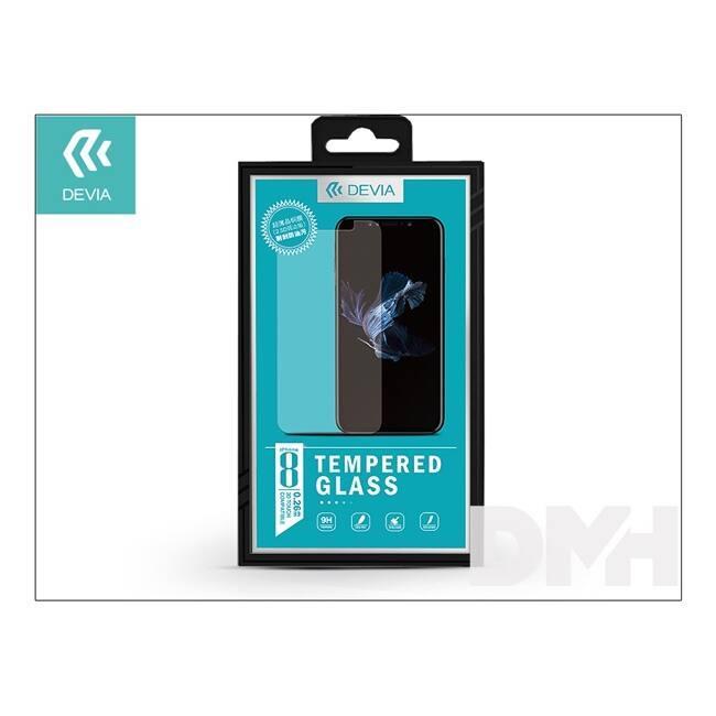 Devia ST300660 iPhone X Crystal hátlapvédő + üveg képernyővédő fólia
