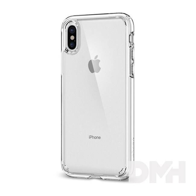 Mercury CJIPX Jelly iPhone X átlátszó TPU hátlap