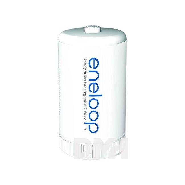 Panasonic Eneloop BQ-BS1E/2E AA góliát elem adapter
