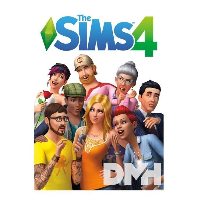 The SIMS 4 PC játékszoftver
