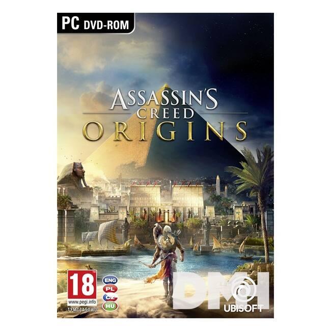 Assassin`s Creed Origins PC játékszoftver