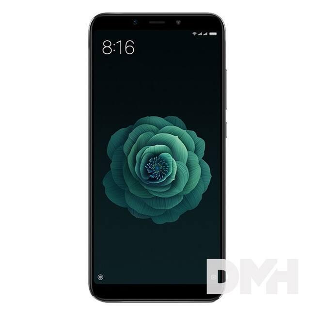 "Xiaomi Mi A2 Lite 5,84"" LTE 64GB Dual SIM EU fekete okostelefon"