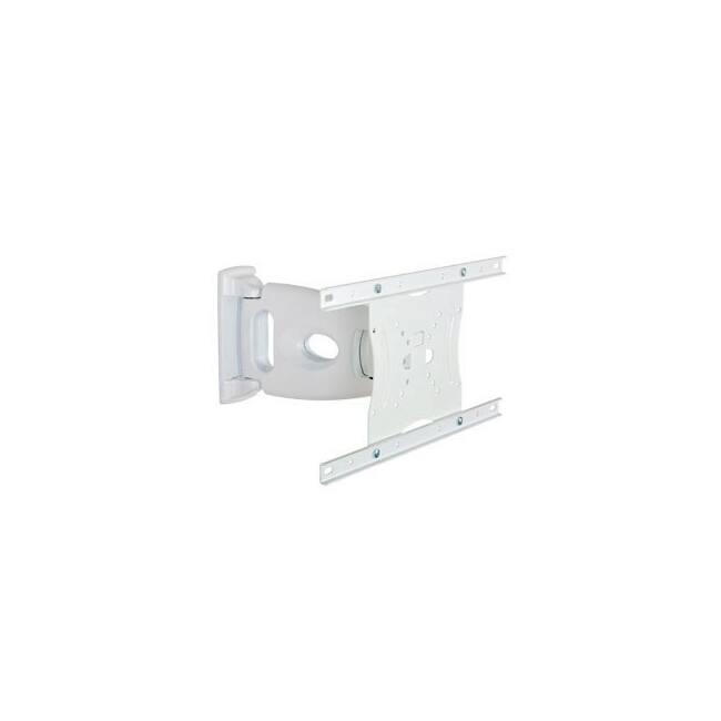 4World LCD 15-42''falitartó dönthető/forgatható 23cm kar max40kg WHT