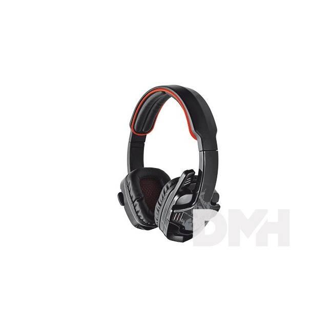 Trust GXT 340 7.1 Surround gamer USB headset