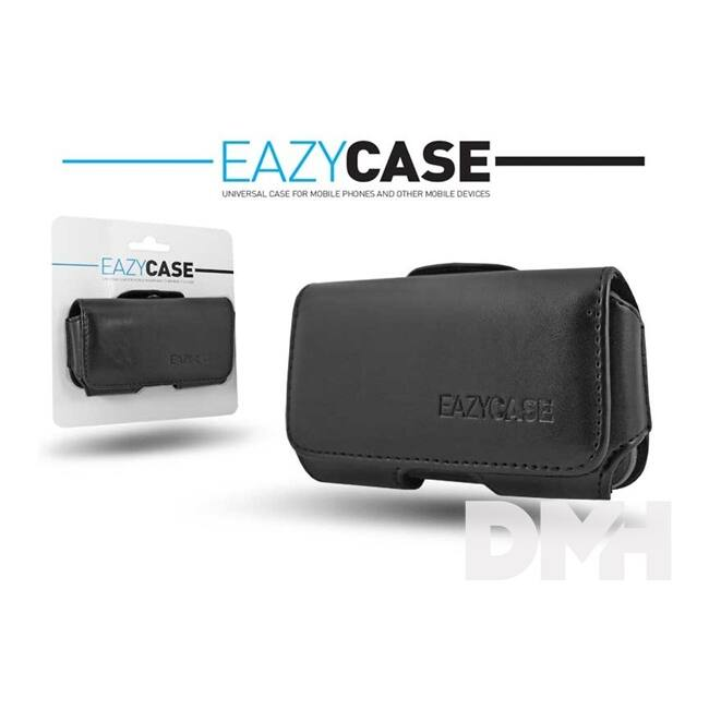 Eazy Case DZ-300 FS fekete univerzális fekvő tok