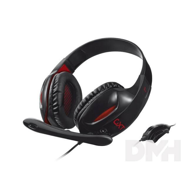 Trust GXT 330 XL Endurance jack gamer headset