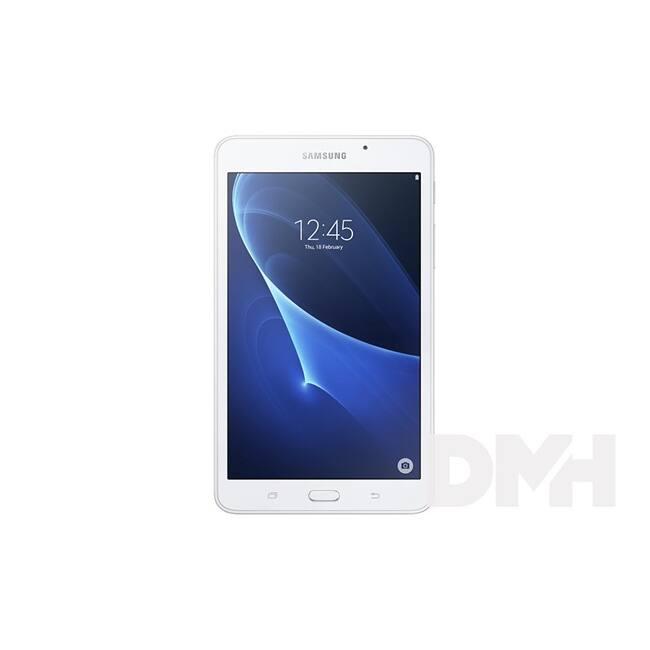 """Samsung Galaxy TabA (SM-T285) 7"""" 8GB fehér Wi-Fi + LTE tablet"""