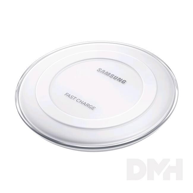 Samsung Galaxy S6 Edge+ fehér wireless töltő pad