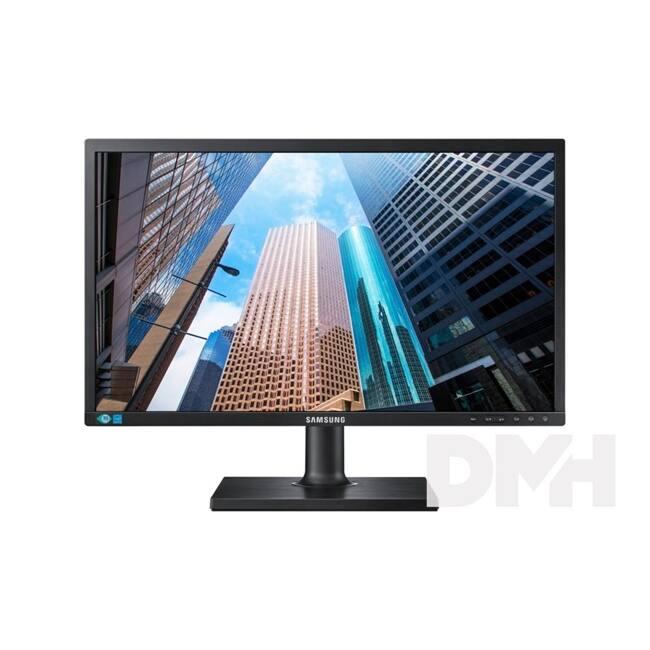 """Samsung 24"""" S24E450B LED DVI monitor"""